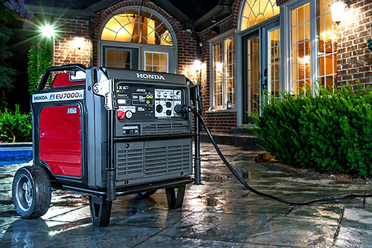 Energy efficient generator