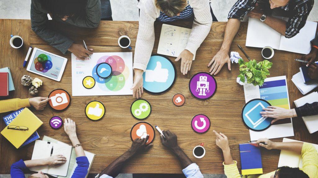 a social media marketing plan